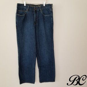 Tommy Bahama Jeans Classic Fit Med Wash Pre-Faded